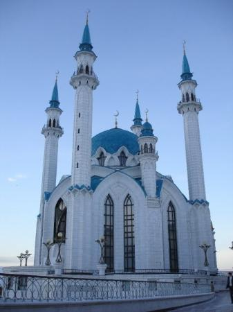 Kazan, Rusland: Куль-Шариф