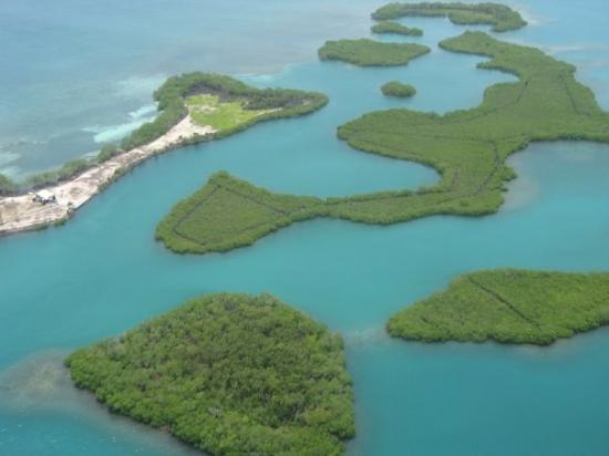 Ambergris Caye Aufnahme