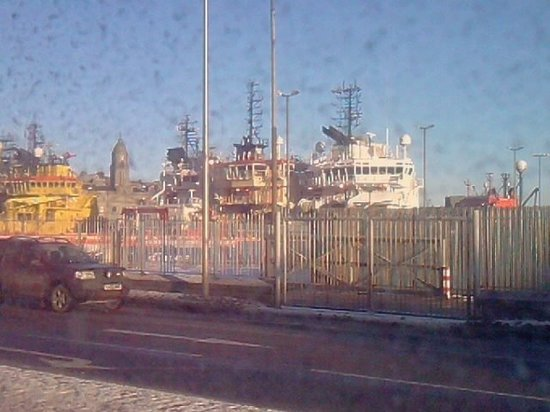 Aberdeen Harbour
