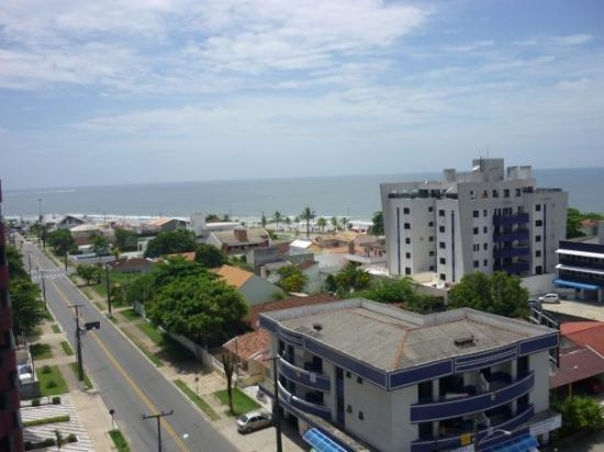 Guaratuba, PR: Vista do Centro