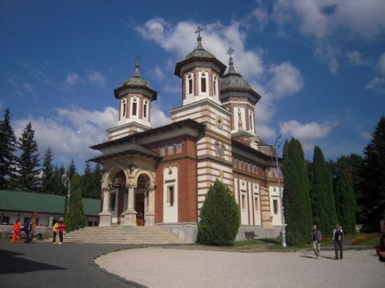 Синая, Румыния: Sinaia Monastery, Sianaia