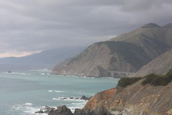 Pacific Coast Highway: More PCH...