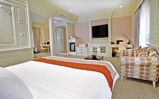 Kingston Suites : Deluxe Room