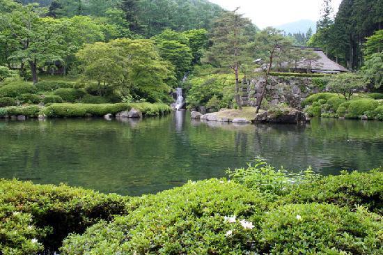 Furumine Jinja : 古峯園
