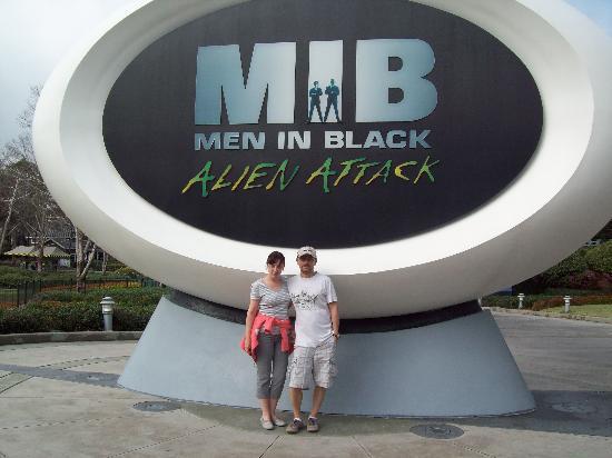 Orlando, FL: MIB - Universal Studios