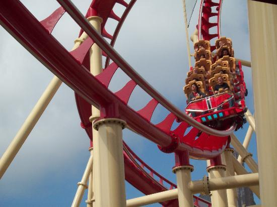 Orlando, FL: Rip Ride Rockit!- Universal Studios