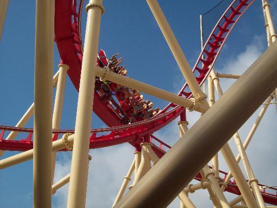 Orlando, FL: Rip Ride Rockit! - Universal Studios