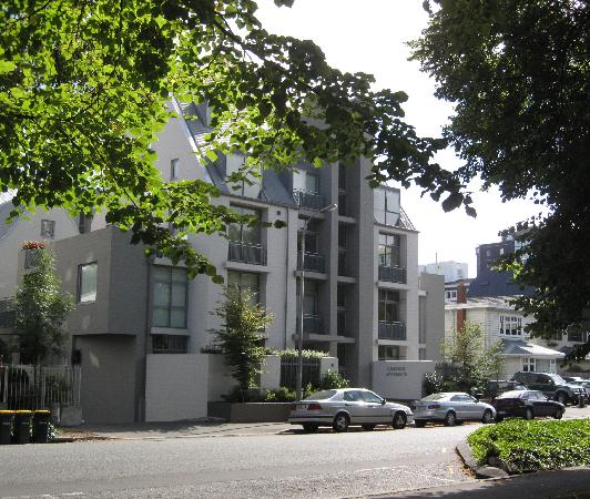 Christchurch Luxury Apartments: Cambridge Apartments.