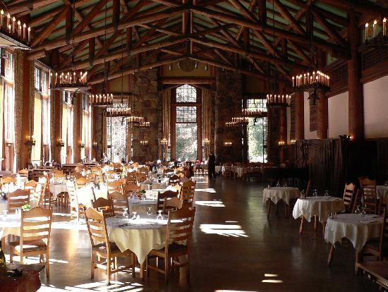 Awhawnee Dining Room Picture Of The Majestic Yosemite Dining Room Magnificent Ahwahnee Dining Room