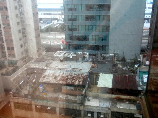 Best Western Plus Hotel Hong Kong: View from my room
