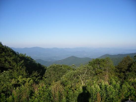 Young Harris, Джорджия: Brasstown Bald highest point in Georgia