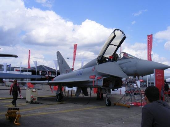Salon Aéronautique Le Bourget 2009