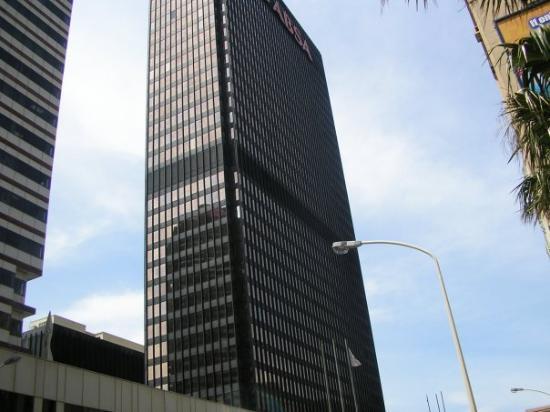 Cape Convoy: Ex Heerengracht Hotel/absabank...Tallest building in Capetown