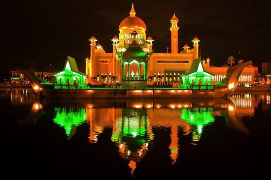 Gambar Bandar Seri Begawan