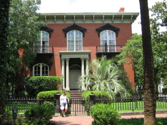 Mercer House Picture Of Savannah Georgia Coast Tripadvisor