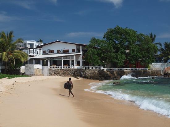Sun'n'Sea Hotel: Hotel view