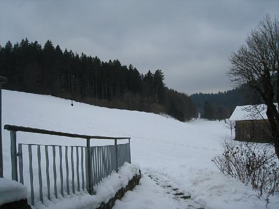 Skofja Loka, Slovenia: Beautiful winter outside