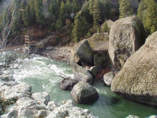 Nine Mile Falls 사진