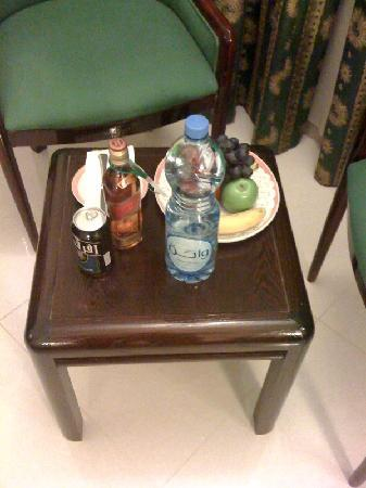 Hotel Al Madinah Holiday : Welcome Pack