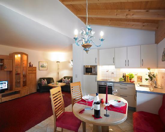 Hotel Garni Lavendel: Appartement: Karhorn