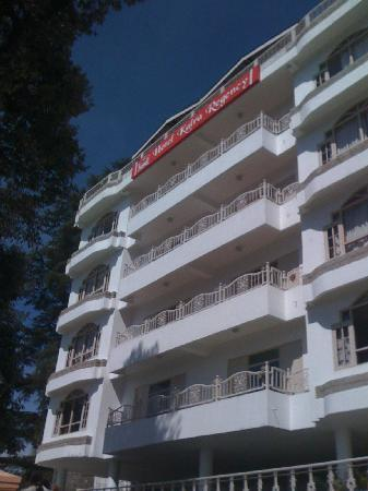 Hotel Kalra Regency: Front View of Hotel