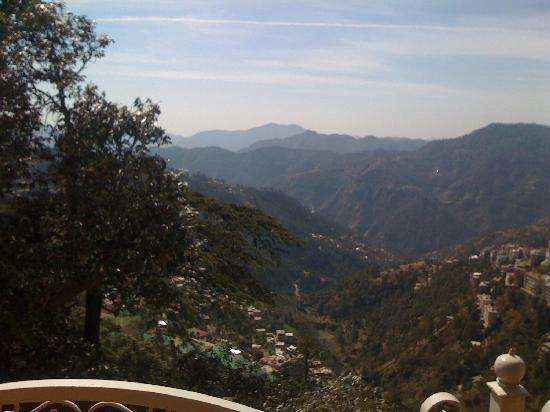 Hotel Kalra Regency: View from another room