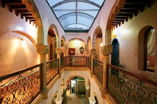 Riad Dar Alia : 1er etage