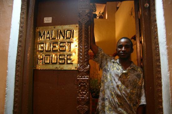 Malindi Guest House: Staff