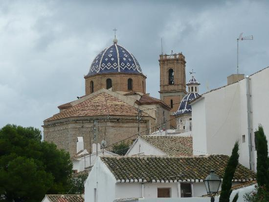 Алтея, Испания: Altea - church 2