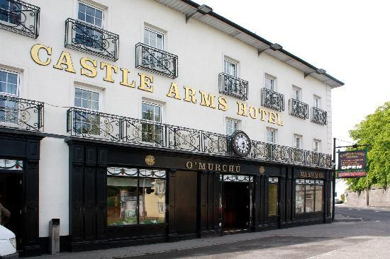 Durrow, Irlande : Castle Arms Hotel