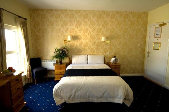 Durrow, Irlande : Bedroom