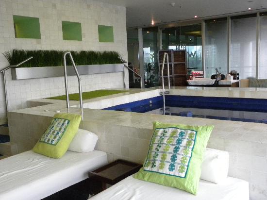 W Mexico City: the spa