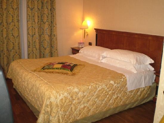 Hotel Lovera Palace : Room 301