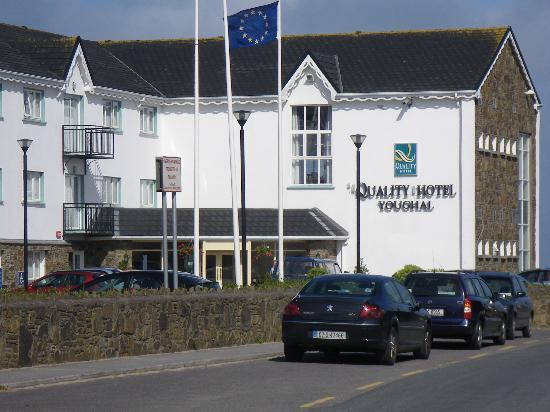 Quality Hotel & Leisure Center Youghal: Quality Hotel