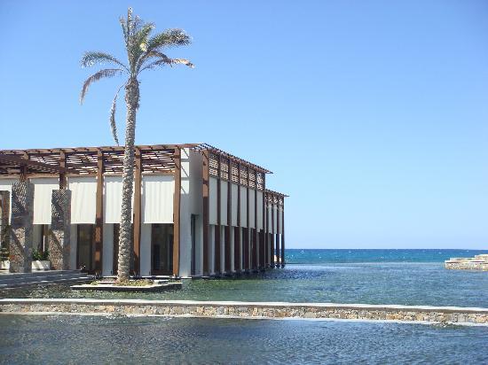 Amirandes, Grecotel Exclusive Resort: Phenomenal Architecture