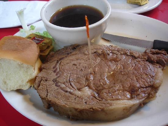 Mrs. Mac's Kitchen: Prime rib dinner