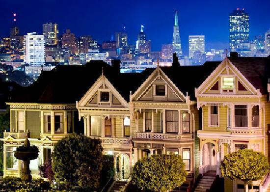 Σαν Φρανσίσκο, Καλιφόρνια: San Francisco