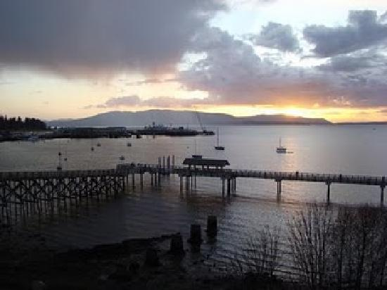 The Chrysalis Inn & Spa: Bellingham Bay