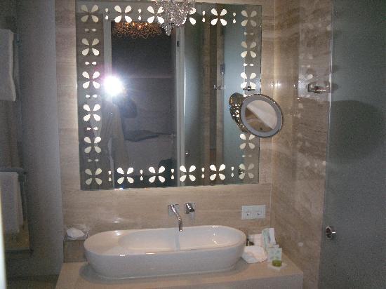Hotel Ketschauer Hof: Badezimmer