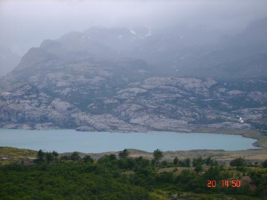 Estancia Cristina: Desde la montaña 1