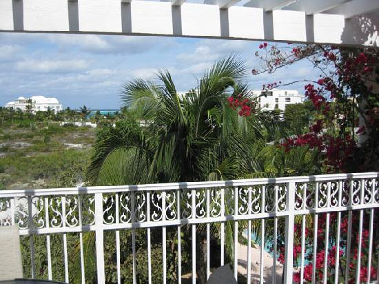 Inn at Grace Bay: View from our unit