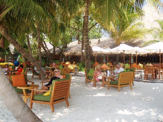 Conrad Maldives Rangali Island: Bar