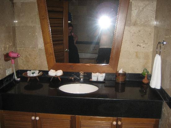 Somkiet Buri Resort: salle de bain