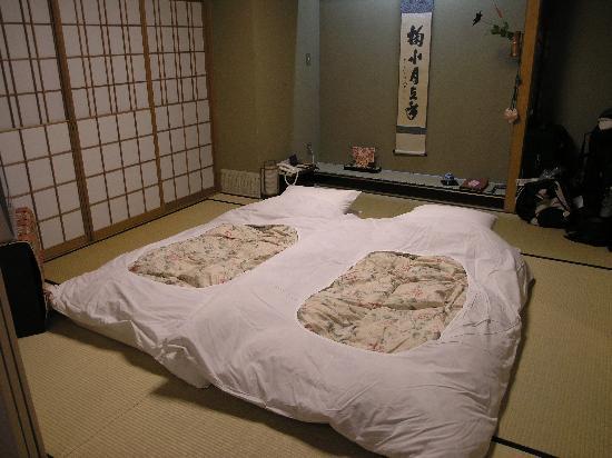 Kaden: La chambre