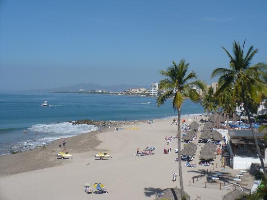 Krystal Puerto Vallarta: desde mi balcón