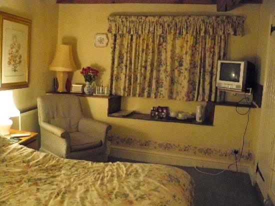 Cleobury Mortimer, UK: Our Room