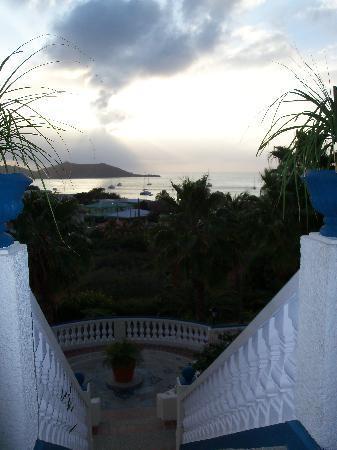 Hotel L'Esplanade: View from lobbu