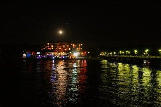 Κολόμπρζεγκ, Πολωνία: projekt plaża TVN w Kołobrzegu