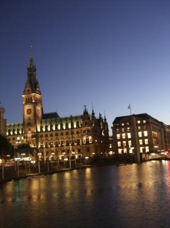 Town Hall: Hamburg Municipalitz Building