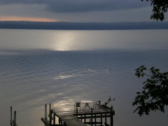 Seneca Lake Wine Trail : Watkins Glen, NY, United States Lake Seneca
